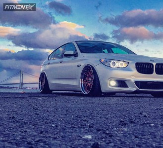 2010 BMW M3 - 22x11.5 25mm - Infinitewerks IS - Air Suspension - 255/30R22