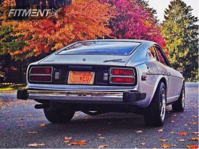 1978 Datsun 280Z - 16x7 0mm - Konig Rewind - Stock Suspension - 205/45R16