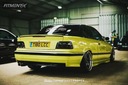 1999 BMW 3 Series - 17x9.5 27mm - Rota Kyusha - Coilovers - 205/40R17
