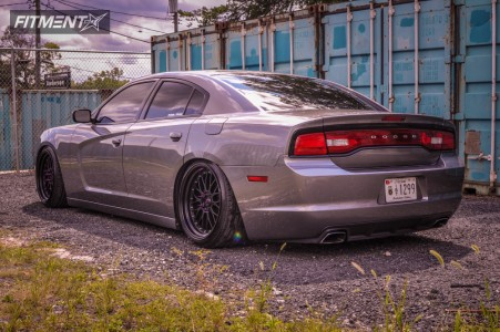 2011 Dodge Charger - 20x10.5 30mm - XXR 521 - Coilovers - 255/35R20