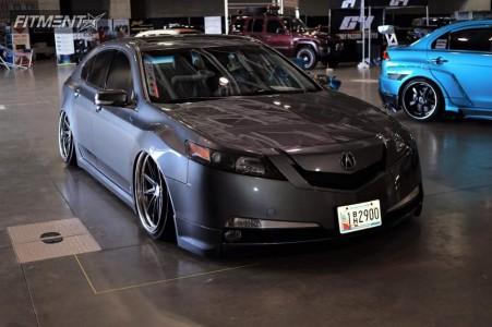 Acura - 2006 acura tl wheel specs