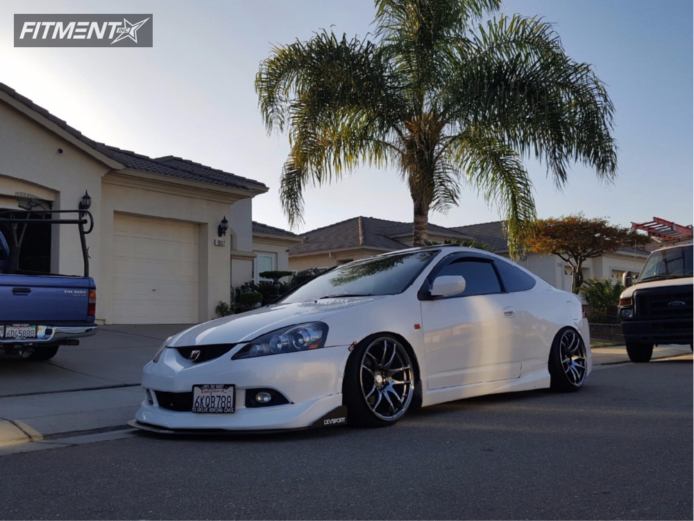 2006 Acura Rsx Vordoven Forme 9 Function And Form Coilovers