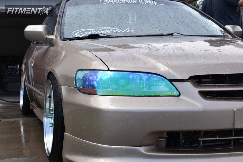 2001 Honda Accord Esr Sr04 Function And Form Coilovers