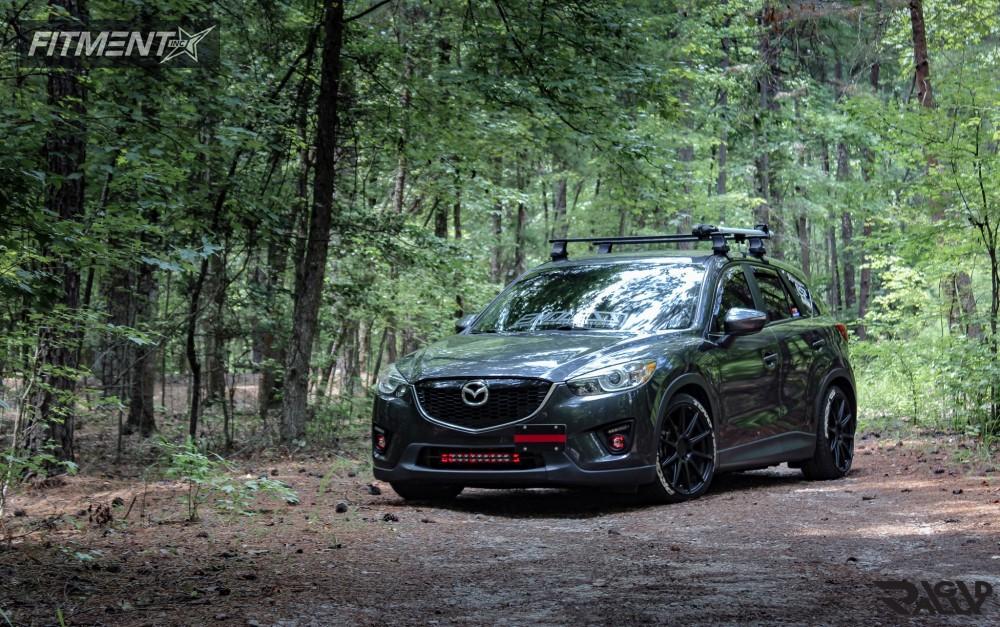 2015 Mazda 3 Niche Essen Corksport Lowering Springs