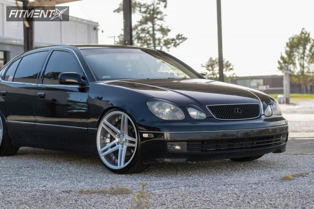 1998 Lexus Gs300 Axe Wheels Ex20 Fortune Auto Coilovers